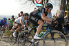 Edvald Boasson Hagen has become Team Sky's main hope in this front group...