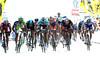 It's Tom Boonen versus Sagan, Freire, Breschel, Boasson Hagen, Bennati and Chainel...