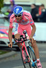 """Defending champion Michele Scarponi didn't have a great ride - he ended in 135th place, 1'06"""" down..!"""