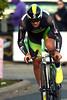 Thomas Vaitkus took Green Edge into 11th place, 27-seconds down...