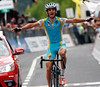 Roman Kreuziger wins stage nineteen - success at last for the Czech mate..!