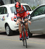 ...but then Phinney follows a police motorbike off the course, losing considerable time - yet he still managed 16th place on the day..!