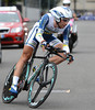 """Thomas De Gendt stormed onto the final podium by taking 5th place, 1' 01"""" down..."""