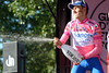 Adriano Malori becomes the new race-leader today - but not by much..!