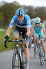 Ryder Hesjedal is chasing for Garmin - and teamate Dan Martin...
