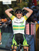 Champion of Australia, and champion of San Remo - that's Simon Gerrans..!
