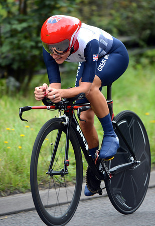 """Lizzie Armitstead took 10th place today, 1' 51"""" down on the winner..."""