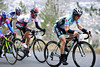 Levi Leipheimer and Tejay Van Garderen are definitely not laughing, behind Wiggins...