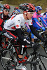 Tejay Van Garderen needn't worry about the escape nor the pace today - he has the overall win in his sights..!