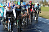 Team Sky are the culprits - Bradley Wiggins and Geraint Thomas have attacked through the feed-zone with 90-kilometres to go..!