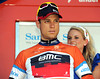 Martin Kohler has regained the race-lead for BMC...
