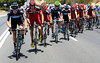 Teams Sky and BMC start a serious chase 20-kilometres later...