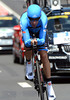 David Millar recovered from his stomach illness to take 16th, at 18-seconds...