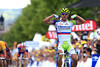 Yes, Peter Sagan has won his first-ever Tour de France stage - and so easily..!