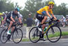 Bradley Wiggins and Chris Froome seem set for a challenging day, their last in the mountains...