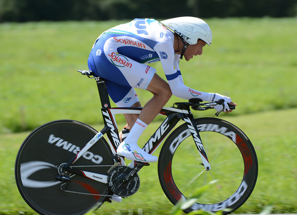 """Jerome Coppel took 20th, 2' 54"""" down..."""