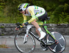 """Luke Durbridge took 19th place, at 10.69"""" - but he was slowed by wet roads..."""