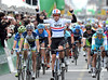 Bradley Wiggins wins stage one of the Tour de Romandie - now that is a surprise..!