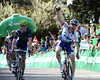 Jonathan Hivert wins stage two ahead of Rui Costa..!