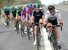 This is how Mark Cavendish looks when he's taking his turn into a gale-force headwind estimated to be 60-kilometres-per-hour..!