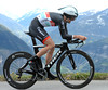"""Evergreen Andreas Kloden placed 25th, 1' 26"""" down..."""