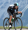 Richie Porte took 3rd-place, seventeen-seconds down on the winner...