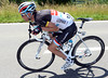 Tomorrow's a very big day for Frank Schleck too - that's why he's saving his energy now..!