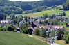 This is the Switzerland the peloton's been dying to see - sunny, dry, and very warm..!