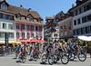 Stage eight sets off from the picturesque splendor of Bischofszell...