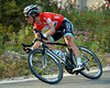Tony Martin descends at maximum speed, his eyes and body ready for a fight..!