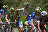 Sagan too looks relaxed, he has tied the record for stage wins at the Tour of California; he's going for the outright record today.