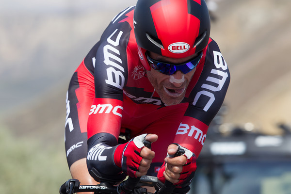 George Hincapie took 13th today - 1:30 off the pace.