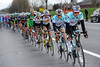 Omega Pharma-Quick-Step are being put under pressure by the Farrar-led escape...