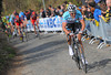 Niki Terpstra chases Jerome down on the Kwaremont...