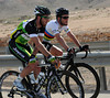 These two bearded gentlemen - Matt Goss and Mark Cavendish - must surely be discussing Milan San Remo, right..?
