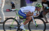 Peter Sagan swoops down to catch Chavanel with five-kilometres to go...