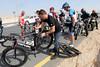 Farrar's okay, and his bike will be okay soon..!