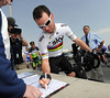 New team and new season for Mark Cavendish as he signs on as World Champion