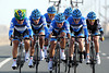 Team Garmin-Barracuda won today's team time trial at an average speed of 53.6 kilometres-per-hour...