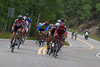 As in previous stages, attacks from kilometer zero have created an early escape of 18 riders...