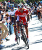 Joachim Rodriguez has attacked on those 30-percent slopes, taking only Contador with him...