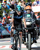 Froome finishes fourth, but hangs on to his 3rd-place overall..