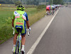 Cristiano Salerno knows what it's like to be spat out by a peloton doing almost 80-kilometres-per-hour on the flat..!