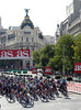 The Vuelta arrives home in Madrid after just 60-kilometres of racing today...