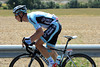 Tony Martin is a very strong cyclist, but even he is struggling to stay in the race...