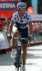 Alejandro Valverde chased the two winners home, he too gained a few seconds over Chris Froome and Alberto Contador...