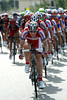 Katusha is starting to stretch its legs for the finale...