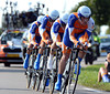 "Rabobank wanted to win on local roads, but they ended in 5th, 1' 08"" down..."