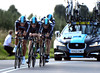 "Team Sky was far from its best in 9th place - 1' 33"" down..."