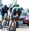 "Jonathan Castroviejo led Movistar to 6th place, 1' 19"" down..."